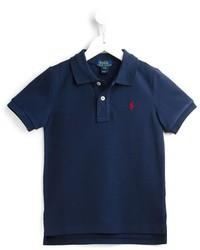 Polo bleu marine Ralph Lauren