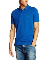 Polo bleu Calvin Klein