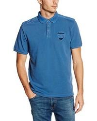Polo bleu Tom Tailor