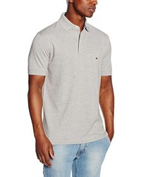 Polo gris Tommy Hilfiger