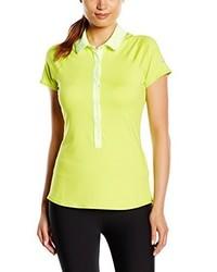 Polo jaune Nike
