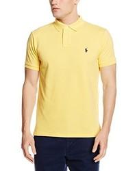 Polo jaune Polo Ralph Lauren