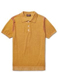 Polo jaune Tod's