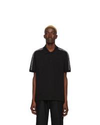 Polo noir et blanc Givenchy