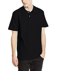 Polo noir Stedman Apparel