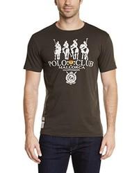 Polo olive Polo Club Mallorca