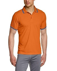 Polo orange C.P.M.