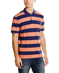 Polo orange Gant