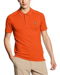 Polo orange Lyle & Scott