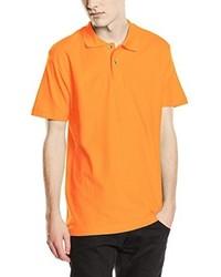 Polo orange Stedman Apparel