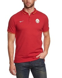 Polo rouge Nike