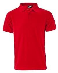Polo rouge Twentyfour