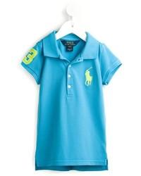Polo turquoise Ralph Lauren