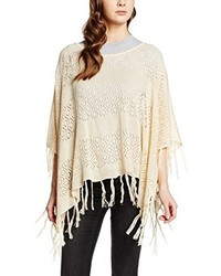 Poncho beige Pieces
