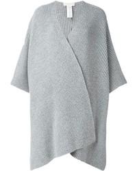 Poncho en laine gris MICHAEL Michael Kors