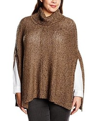 Poncho marron Gerry Weber