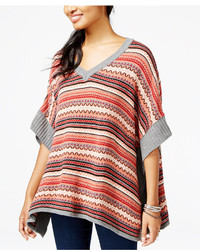 Poncho multicolore original 10213704