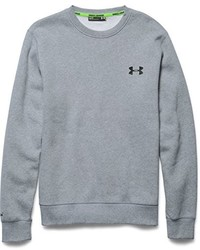 Pull à col rond imprimé gris Under Armour
