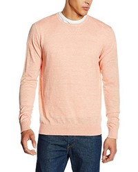 Pull à col rond rose JACK & JONES PREMIUM