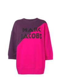 Pull à manches courtes multicolore Marc Jacobs
