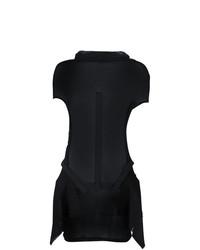 Pull à manches courtes noir Yohji Yamamoto