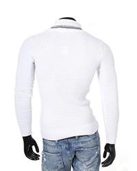 Pull blanc Redbridge