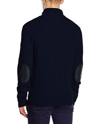 Pull bleu marine Hackett London
