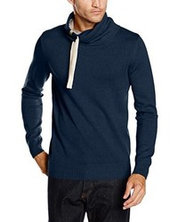 Pull bleu marine Tom Tailor