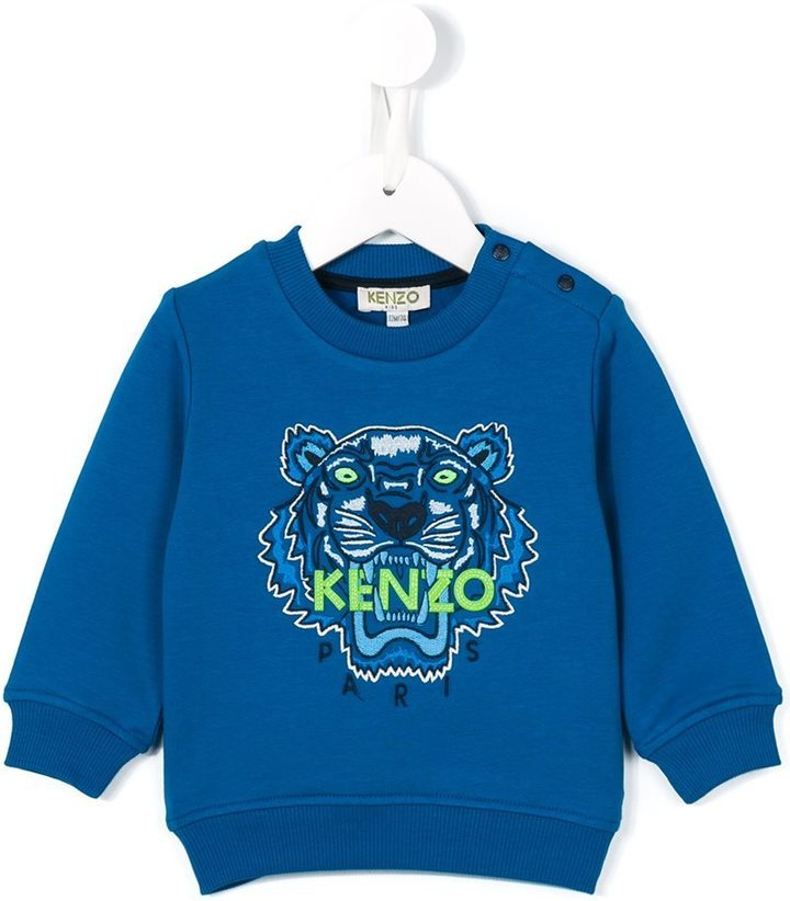 Pull bleu Kenzo