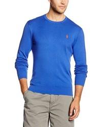 Pull bleu Polo Ralph Lauren