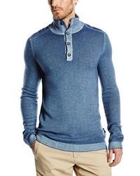 Pull bleu Strellson Premium