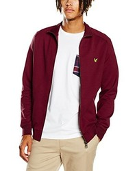 Pull bordeaux Lyle & Scott