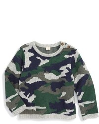Pull camouflage olive