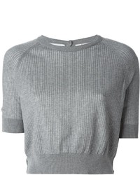 Pull court gris Marni