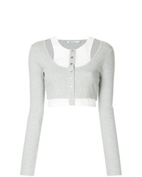 Pull court gris T by Alexander Wang