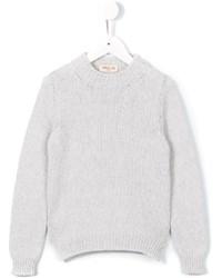 Pull en laine blanc