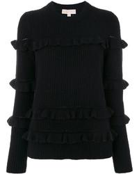 Pull en laine noir MICHAEL Michael Kors
