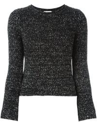 Pull en laine noir See by Chloe
