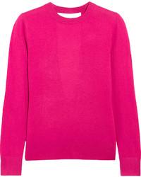 Pull en tricot fuchsia MICHAEL Michael Kors