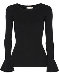 Pull en tricot noir MICHAEL Michael Kors