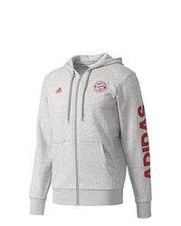 Pull gris adidas