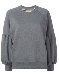 Pull gris Burberry