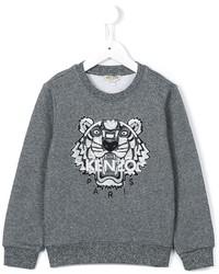 Pull gris Kenzo