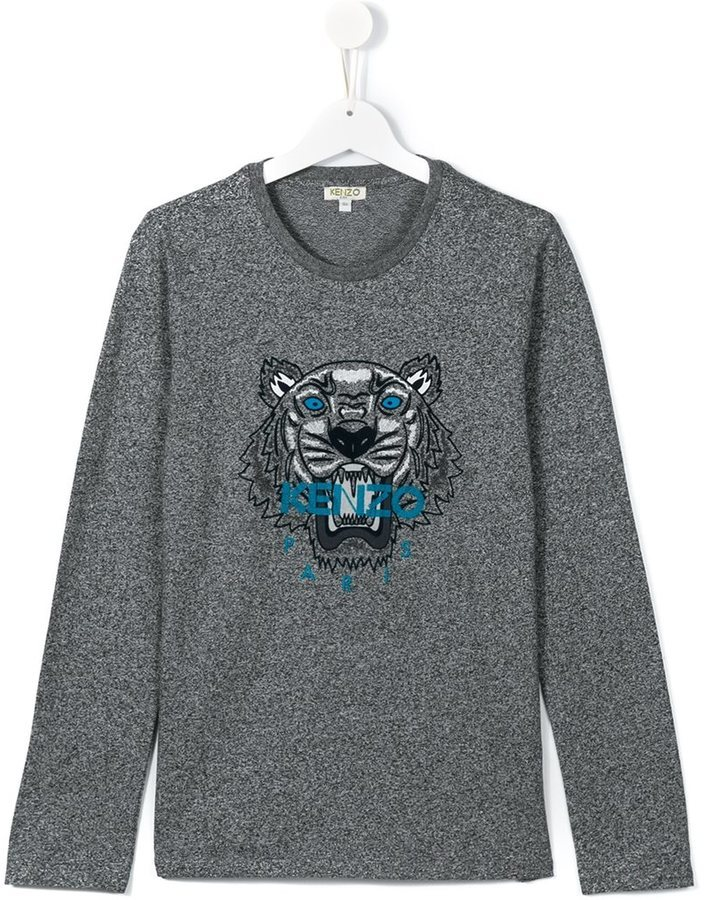 Pull gris Kenzo