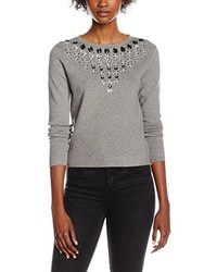Pull gris Miss Selfridge