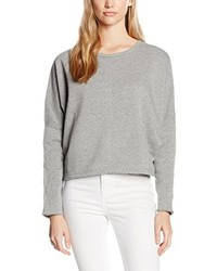 Pull gris New Look