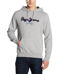 Pull gris Pepe Jeans