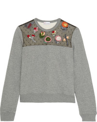 Pull gris RED Valentino