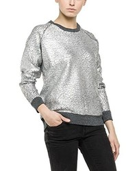 Pull gris Replay