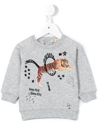Pull gris Stella McCartney
